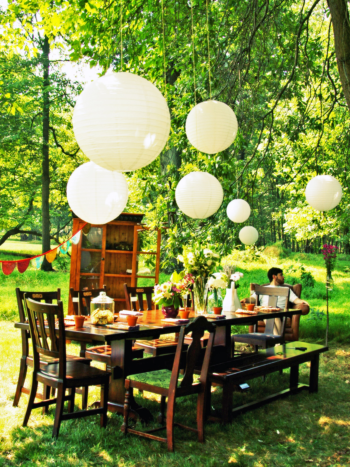title | Garden Party Ideas
